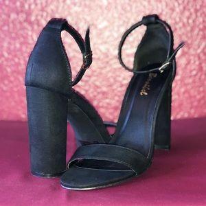 Bonnibel Ankle Strap Heel